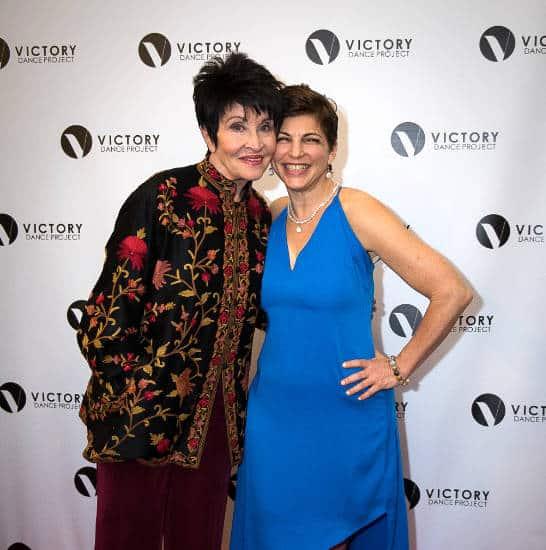 Amy Jordan & Chita Rivera