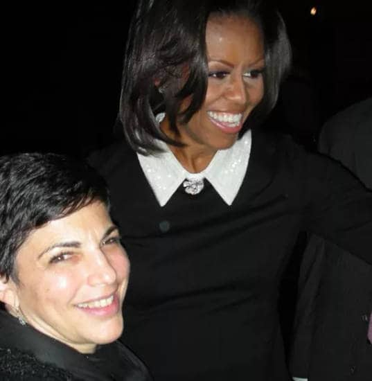 Michelle Obama, Amy Jordan
