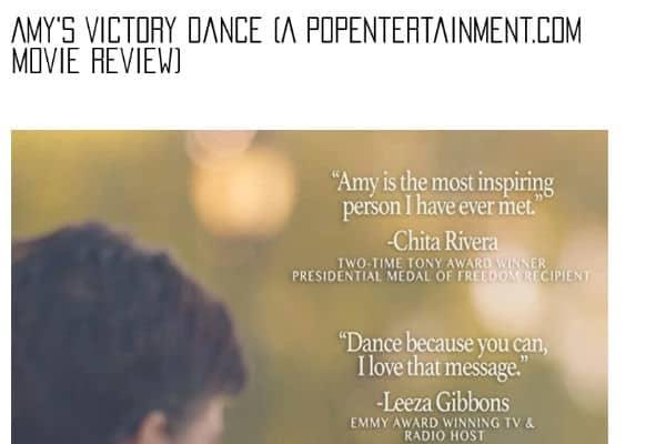Pop Entertainment review